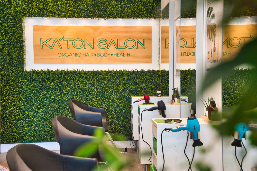 KatonSalon best hair color salon Fort Lauderdale balayage highlights hair cuts top salon